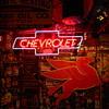 1960's Chevrolet neon sign