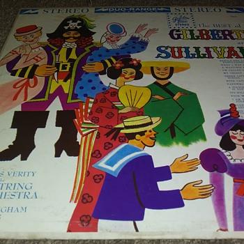 """12"""" VINYL DISC....#120 - Records"""