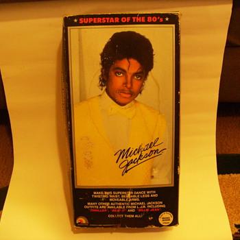 1984 Micheal Jackson Thiller Doll - Dolls