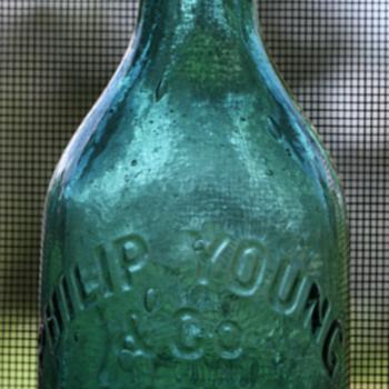 ~~~Savannah Eagle Soda Bottle~~~ - Bottles