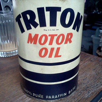 Triton Oil - Petroliana