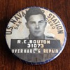WW2 U.S. Navy San Diego Employee Badge