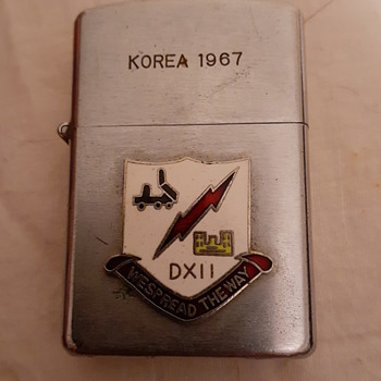Looking for information on this lighter - Tobacciana