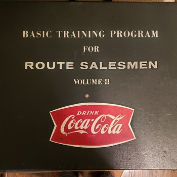 Coke Salesman Training Volume #2 - Coca-Cola