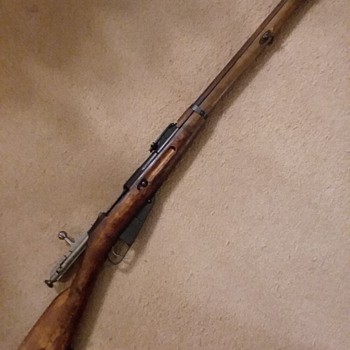 1927 Finnish M28 Civil Guard rifle - Military and Wartime