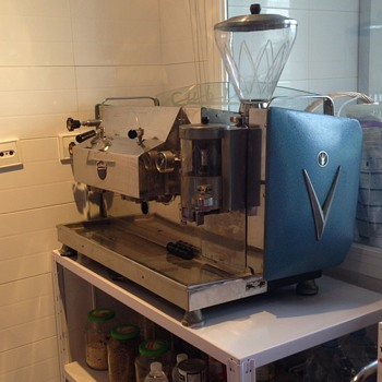 1967 Coffee Machine
