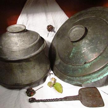 XIX c. Bulgarian Cookware - Kitchen