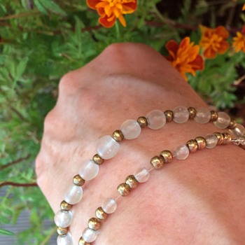 WMF Myra Ikora Beads Bracelets. - Costume Jewelry