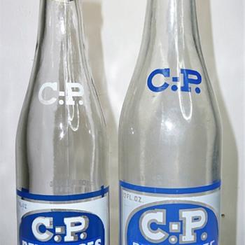 C.P. Root Beer / St. Louis, Missouri - Bottles