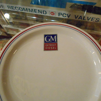 GM diesel plate - Classic Cars