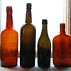 Antique Bottle Lot