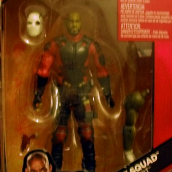 the Suicide Squad - Dead Shot - Toys