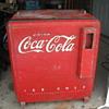 1940 Westinghouse Standard Coca Cola Cooler