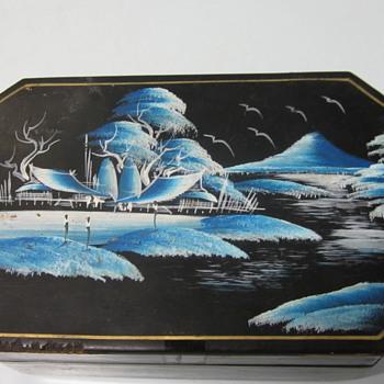 Oriental box - Asian