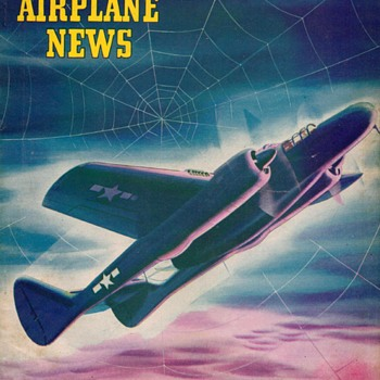 "1944 - ""Model Airplane News"" Magazine (October)"