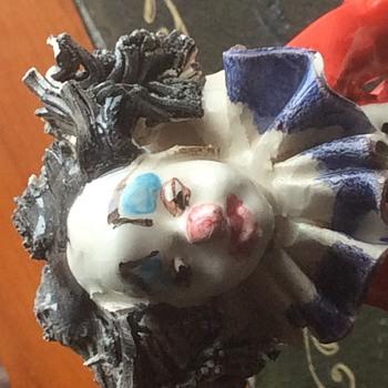 Italian clown - Figurines