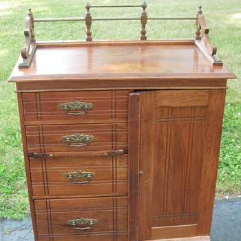 Cabinet used for???? - Furniture