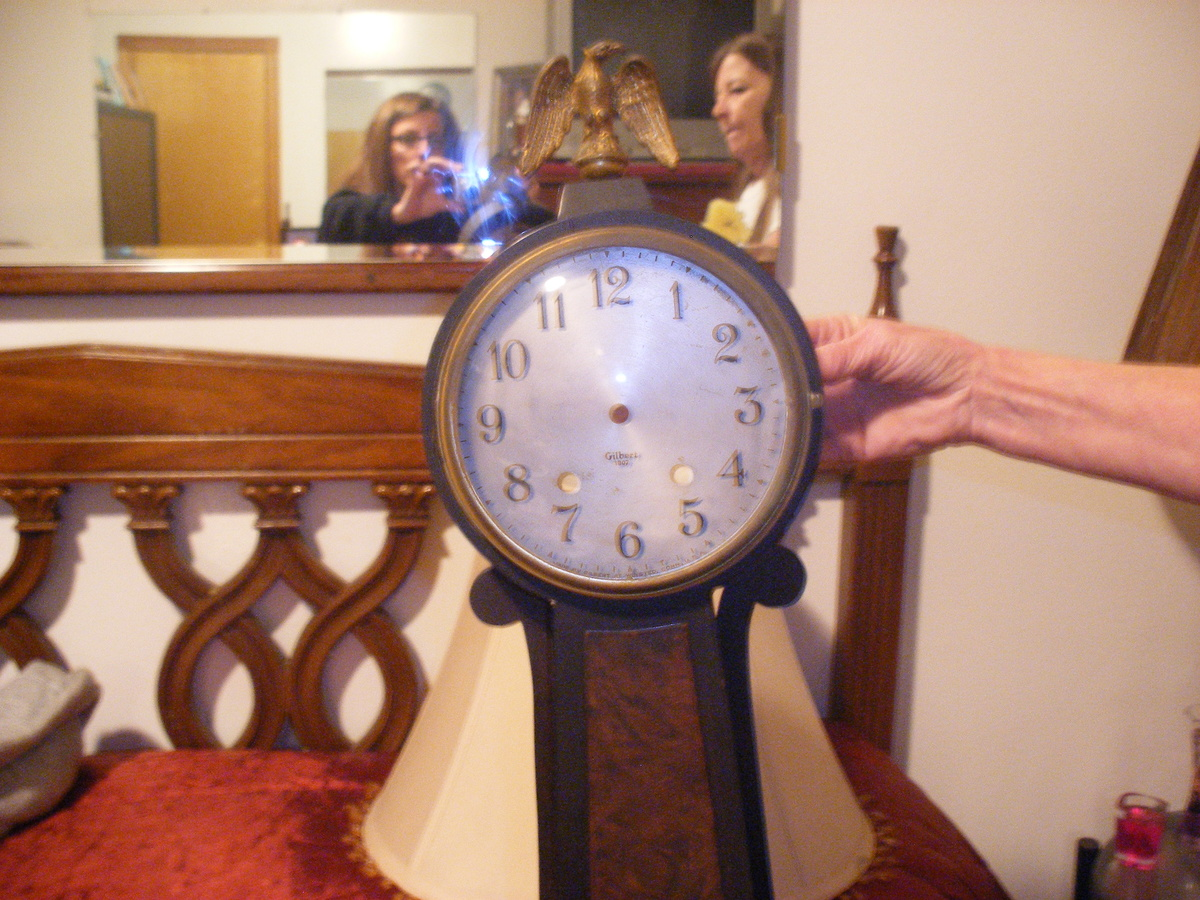 Dating gilbert clocks banjo