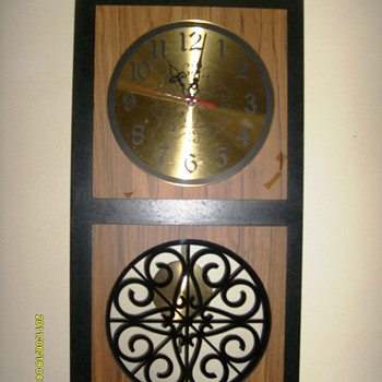seth thomas pendulum chime clock - Clocks