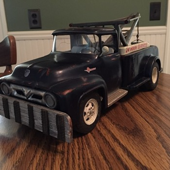 1956 Ford tow truck - Model Cars