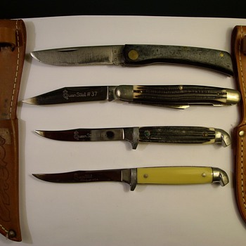 Queens Steel Knives 1920's-1970's - Tools and Hardware