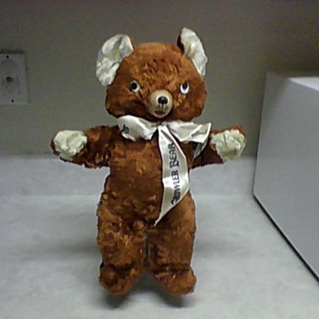 CUBBI GUND  GROWLER BEAR - Animals