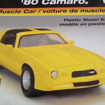 Z28 Camaro - Model Cars