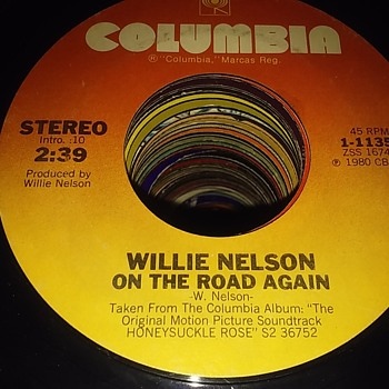 Good Ole' Willie!! - Records