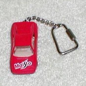 Maisto Ferrari Fob Keychain