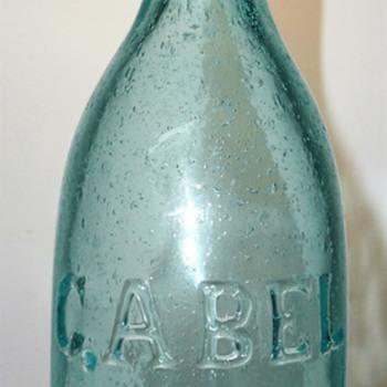 C. Abel Bottle - Bottles