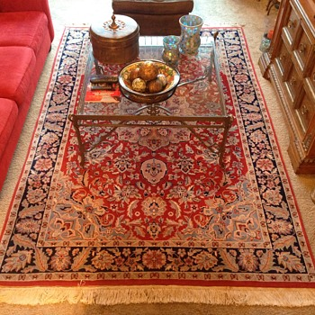 Oriental Rug - Rugs and Textiles