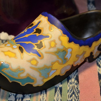 Gouda Shoe - Regina Gouda Holland - Pottery