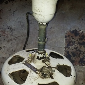 old GRAYBAR ELECTRIC ceiling fan motor - Tools and Hardware