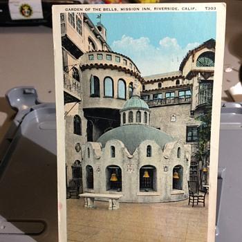 The Mission Inn - Postcards