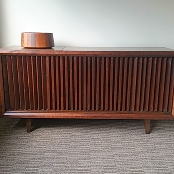 My (modified) 1968 Philips console - Electronics