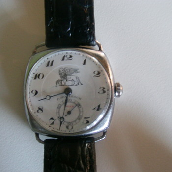 anyone with more information - Wristwatches