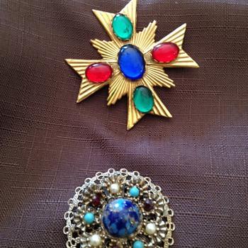 My Grandmother's Jewels - Costume Jewelry