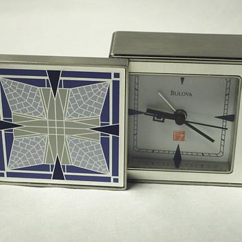 Alarme Clock, BULOVA, Modern - Clocks
