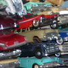 This is my promo/model car junkyard.  Love Junkyards, and models so I put them together for when I need a part...