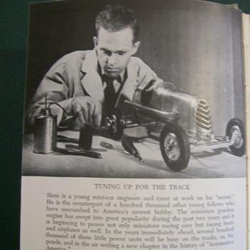 "1941 Book ""Model Gasoline Engines "" - Books"
