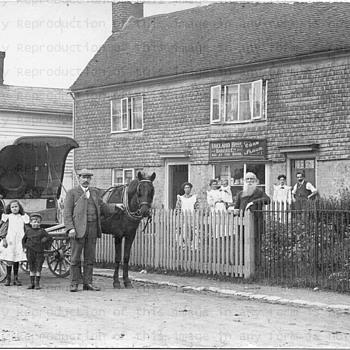 RPPC circa 1900 - Postcards