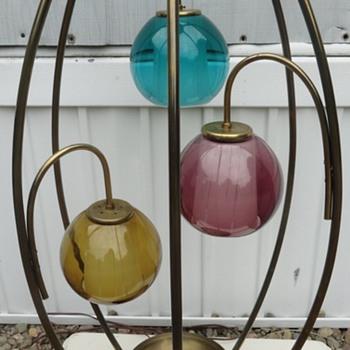 Mid Century Table Lamp Need help - Designer? - Lamps