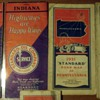 Vintage Standard Oil Road Maps