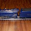 Lionel 721 Locomotive & Tender Car
