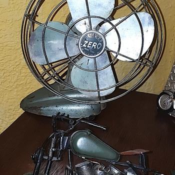 Mc Graw Electric Fan. Model 1250 R - Office