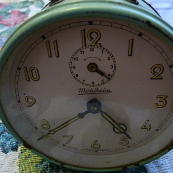 muhlheim clock - Clocks
