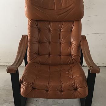OY BJ. Dahlqvist AB chair? - Furniture