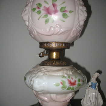 Gone With the Wind Lamp - Lamps