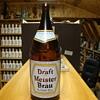 1/2 Gallon Draft Meister Brau Beer Bottle........