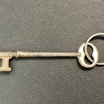 Old Key - Tools and Hardware